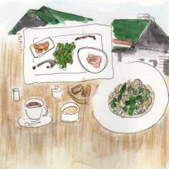 イタリア料理  トラットリア フォンド