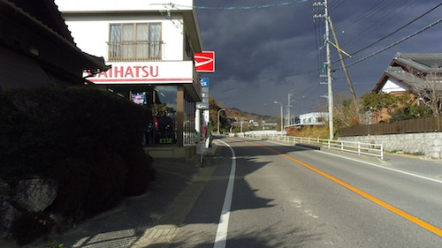 13黒い雲