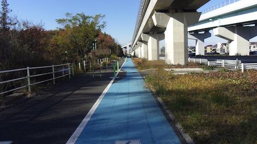 6自転車道