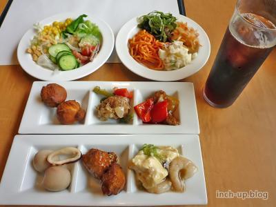 お惣菜&サラダバー