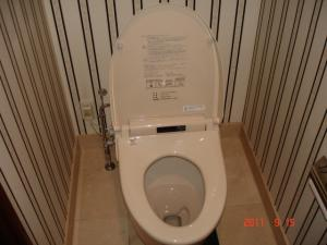 INAXシャワートイレパッソWタイプCW-E77BU8(アイボリー)フルオート便座