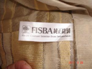 FISBA(フィスバ)純正縫製タグ