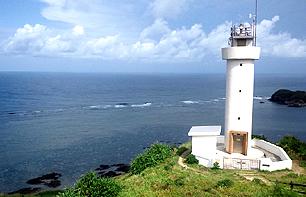 石垣北部灯台