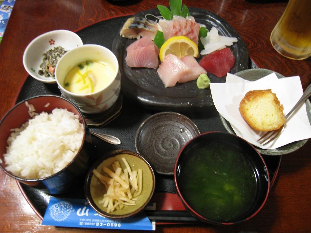 夕食 2012.01.10