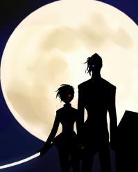 s-月とハジ小夜