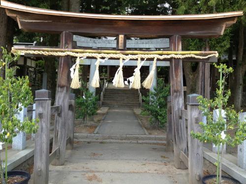 蕗原神社1