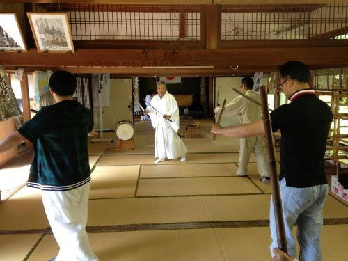 祭祀研修会・剣の舞