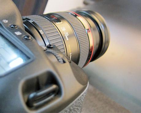 Canon EOS 1-Ds Mark Ⅱ
