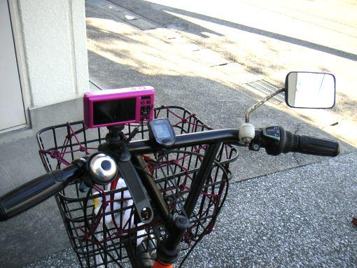 自転車用DR 02