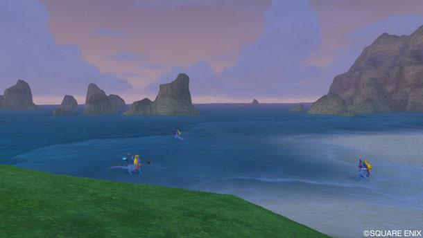 10怖い海