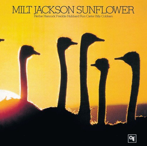 Sunflower Milt Jackson