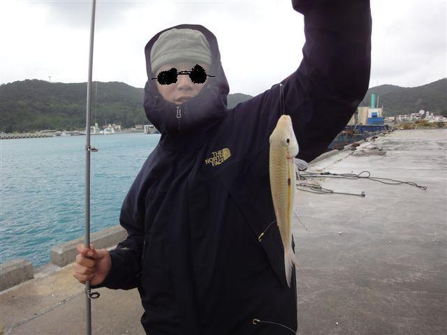2011 沖縄 魚釣りとめ
