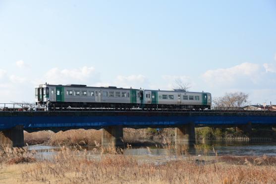 徳島行き普通列車