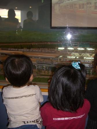 電車とバスの博物館 HO模型