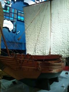 船の科学館オフ会 和船