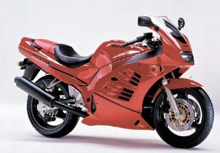 rf400r red
