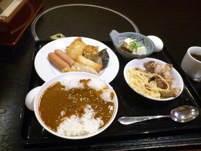 リフレの朝食2011