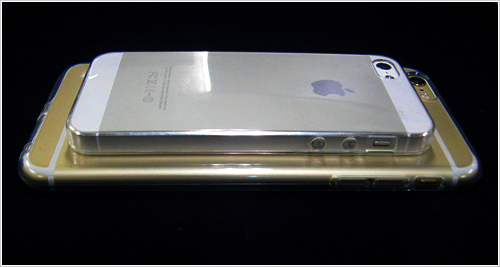 iPhone6に機種変しました