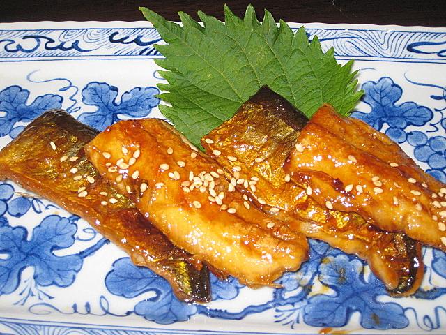 sanma-kabayaki