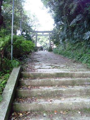 遠見岬神社★もうすぐ