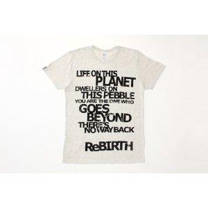 東日本大震災チャリティーメッセージTシャツ(数量限定