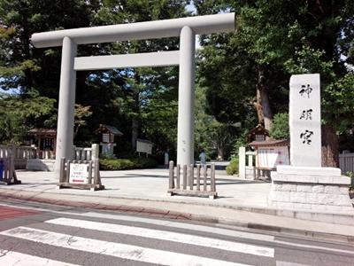 阿佐ヶ谷 神明宮
