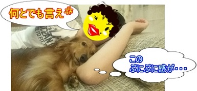 犬太郎とじゃにママ