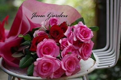 0917バラ花束