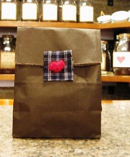 s-バレンタイン袋