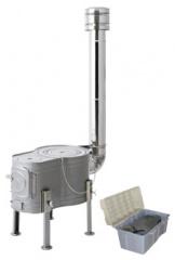 ホンマ製作所ストーブコンロセット APS-52