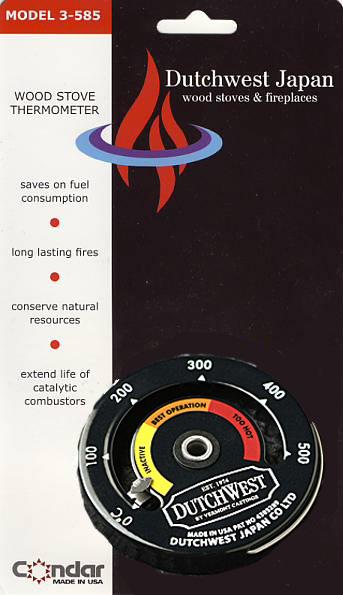 ストーブ温度計2