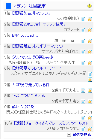 ブログ村20131224
