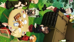169273521 anchovy assam calendar darjeeling girls_und_panzer itou_takeshi itsumi_erika katyusha nishizumi_maho nonna orange_pekoe uniform