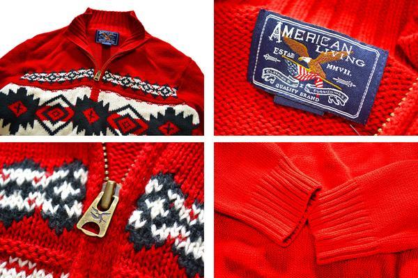 アメリカンリビング画像セーター08