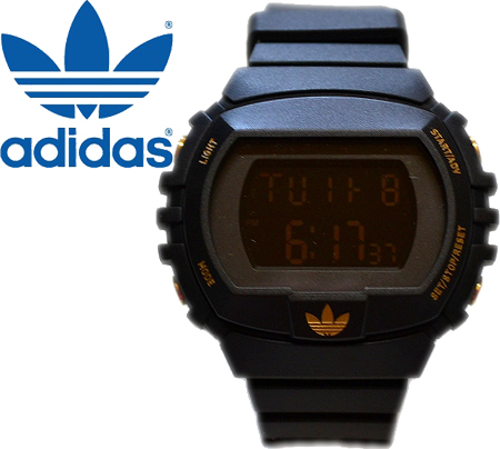 アディダス画像ウォッチ時計01