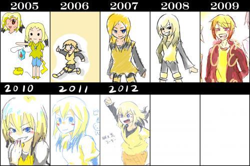 8年進化録