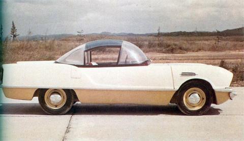 Toyota Proto, 1957