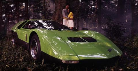Mazda RX-500, 1970
