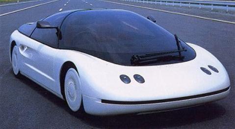 Daihatsu TA-X80, 1987