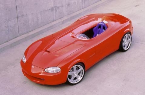 Mazda Miata Mono-Posto, 1999