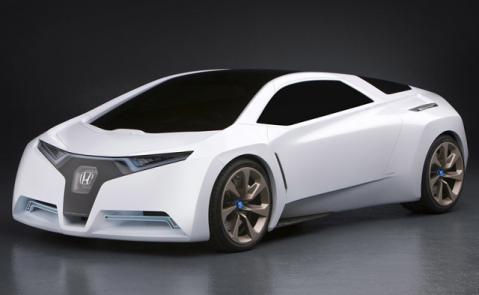 Honda FC Sport Concept, 2008