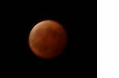 皆既月食134