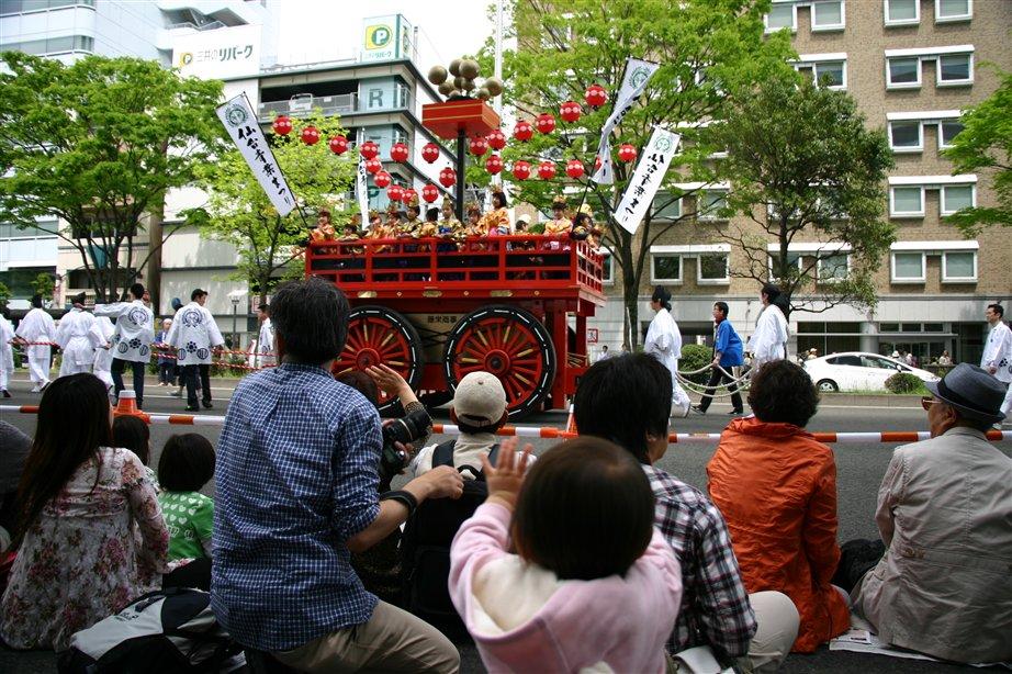 青葉祭り2013