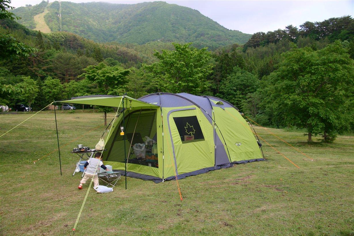6月キャンプ