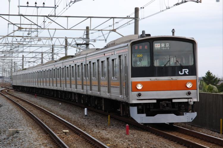 2013年01月22日 京葉線 004