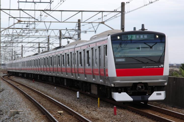 2013年01月22日 京葉線 005