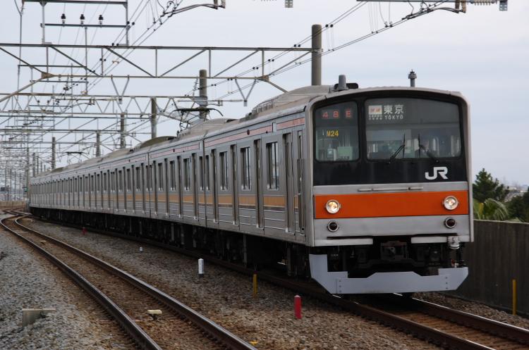 2013年01月22日 京葉線 006