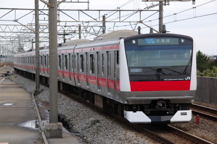 2013年01月22日 京葉線 010
