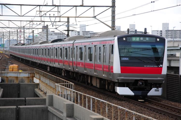 2013年01月22日 京葉線 015