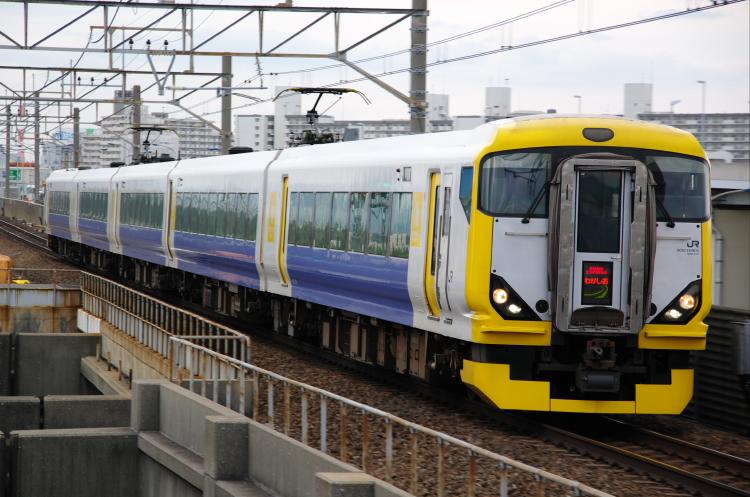 2013年01月22日 京葉線 012